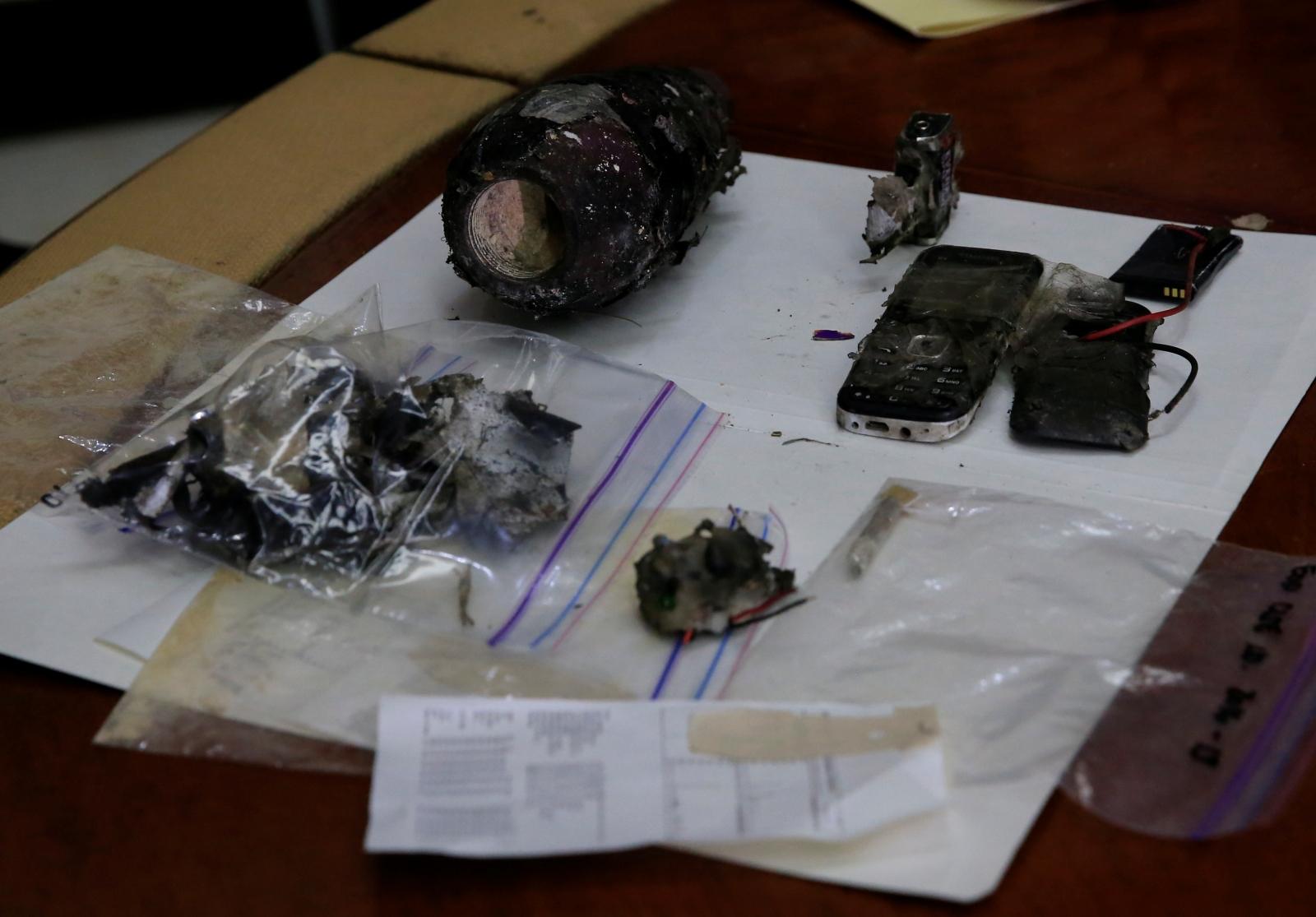US embassy Manila foiled blast