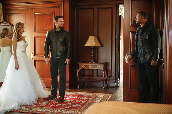 Arrow season 5 episode 8
