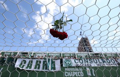 chapecoense plane crash colombia