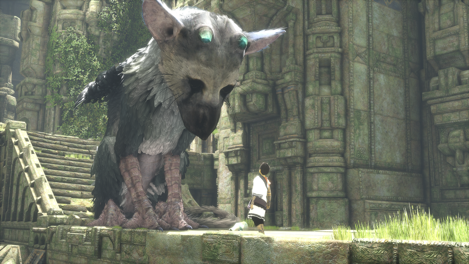 The Last Guardian gameplay trailer