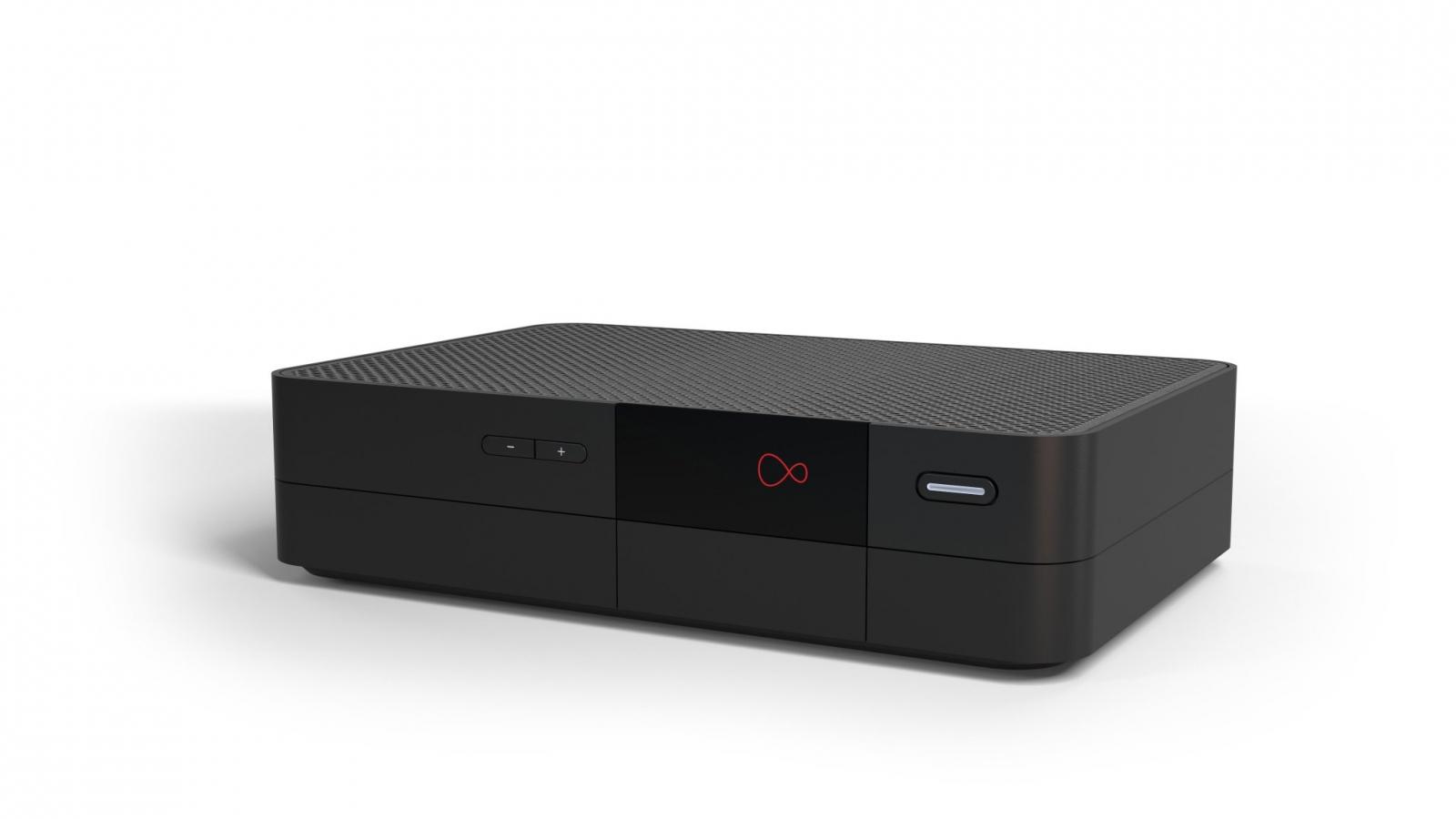 Virgin Media V6 4K TV Box