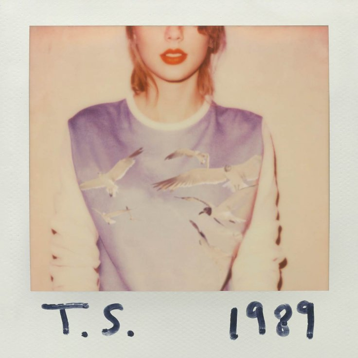 Taylor Swift 1989 album