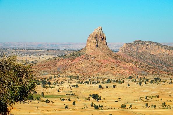 Tigray region, Ethiopia