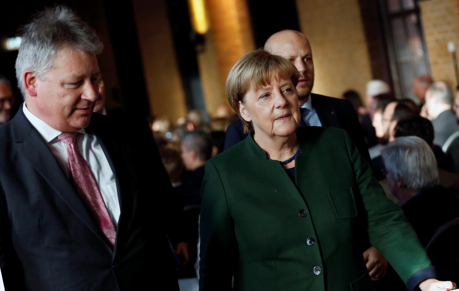 GERMANY-POLITICS-ESPIONAGE