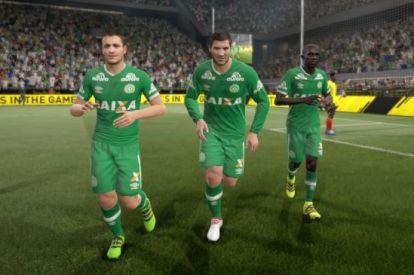 Chapecoense Fifa 17