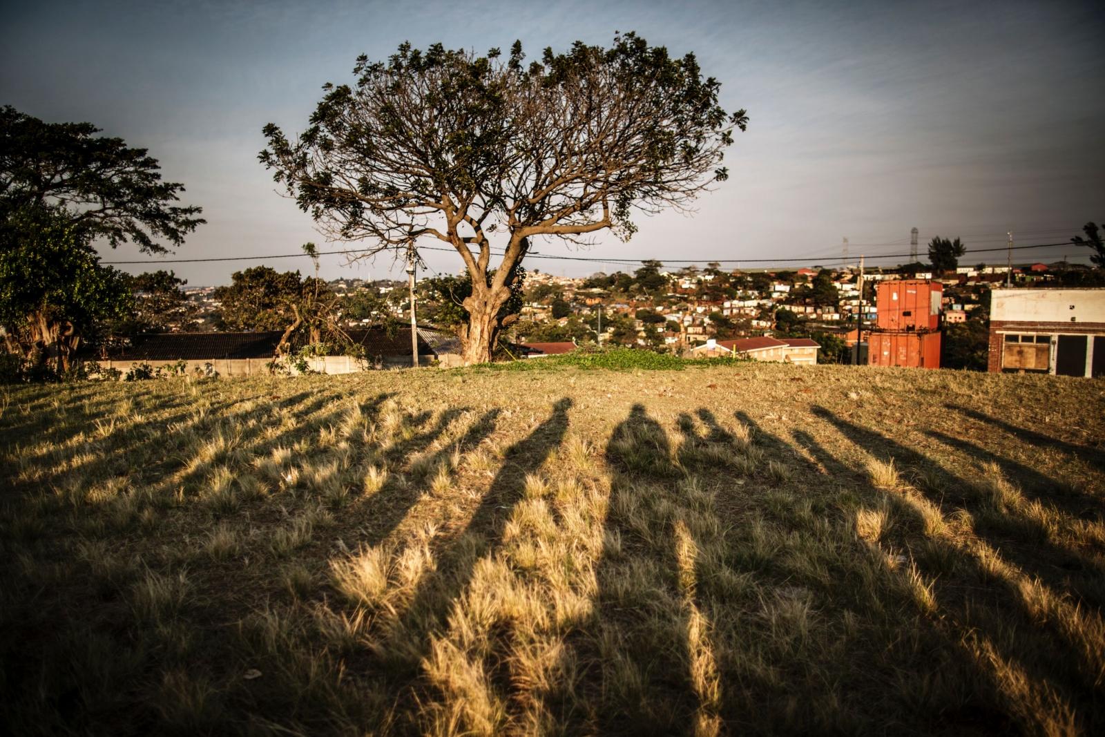 Kwazulu Natal countryside