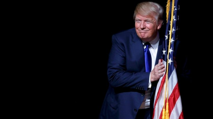 Donald Trump proposes punishment for burning American flag