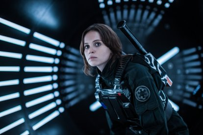 Felicity Jones in Rogue One