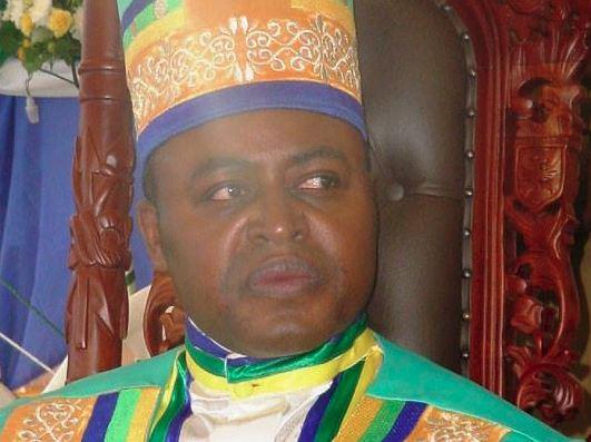 Rwenzururu King Charles Mumbere