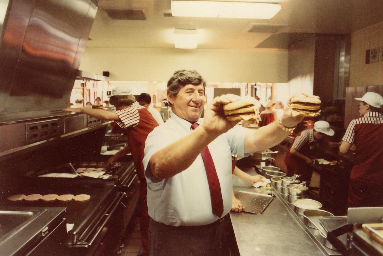 Creator Of McDonald's Big Mac Dies At 98