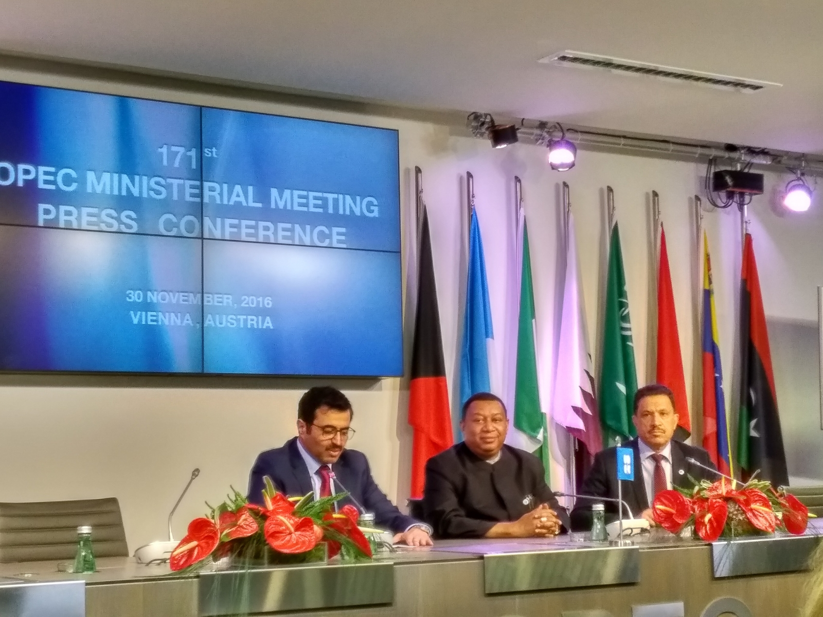 OPEC 171 Summit