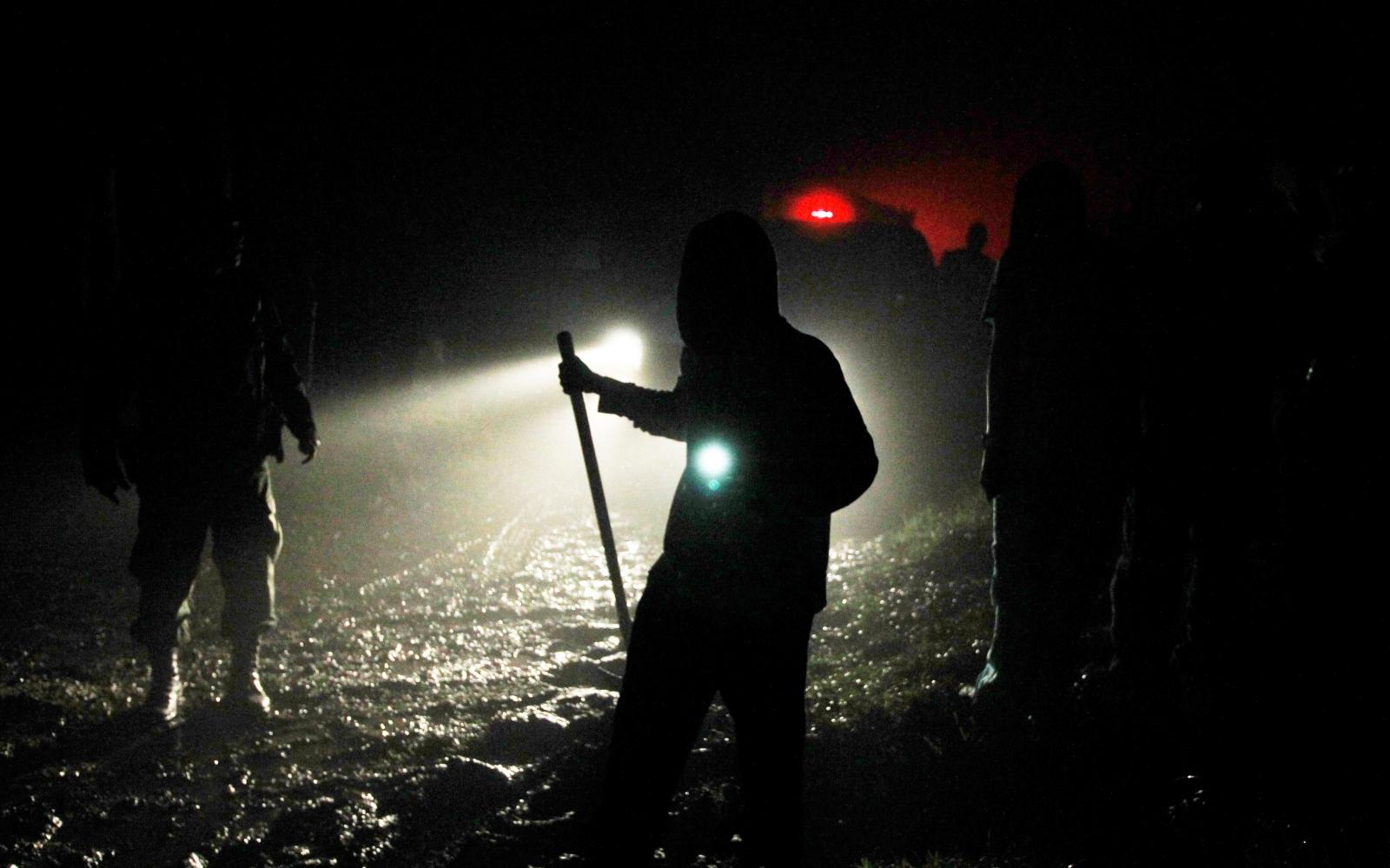 Chapecoense plane crash rescuers