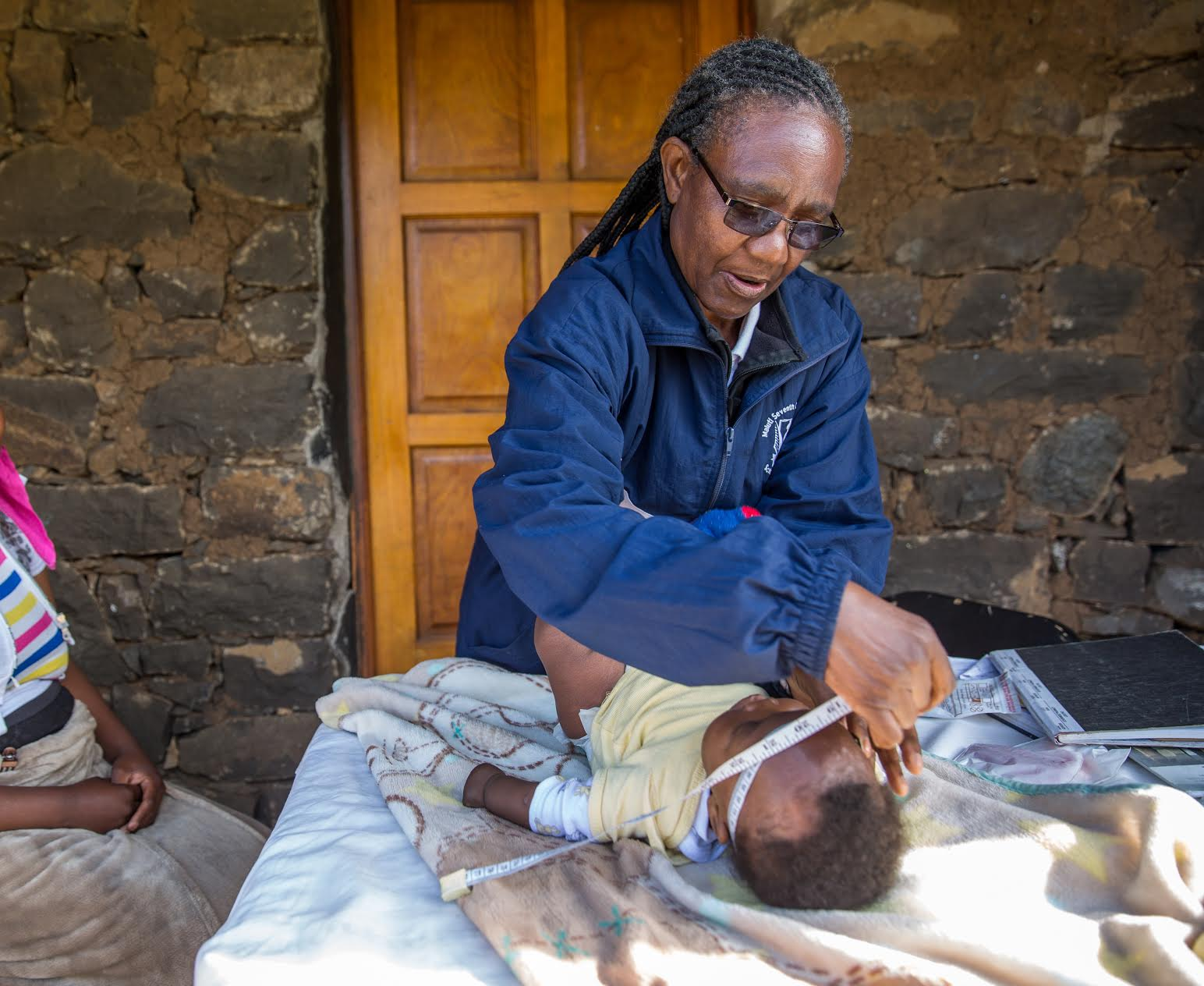 Living with HIV in Lesotho