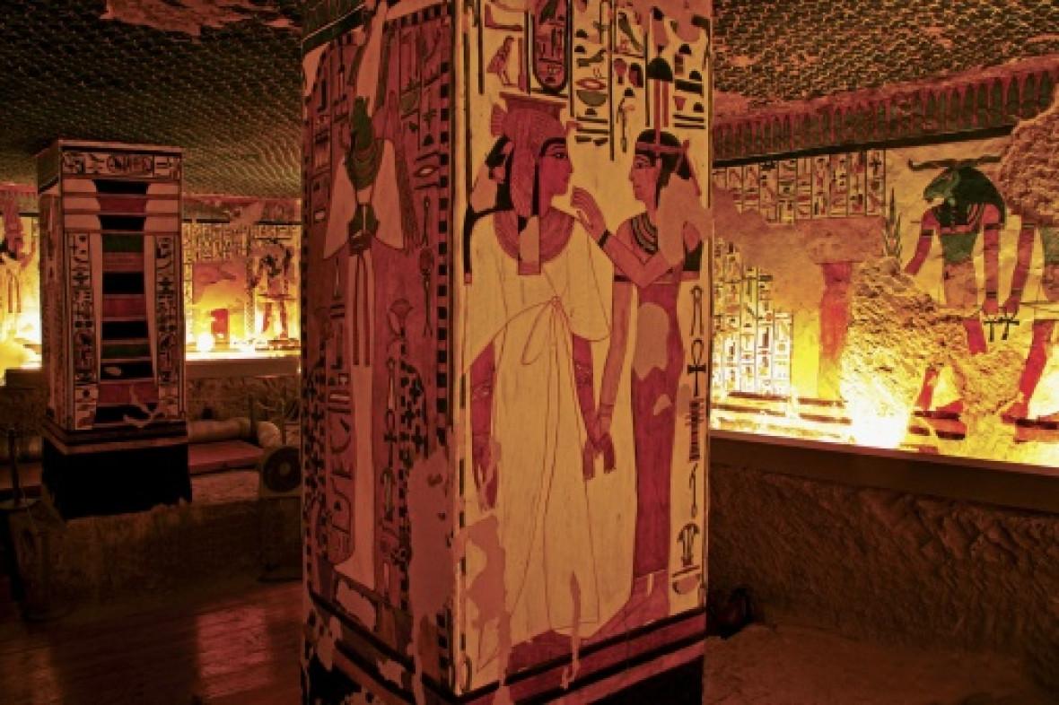 Nefertari tomb