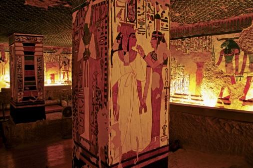 Mystery mummified legs belong to Ramses II's favourite wife Queen Nefertari