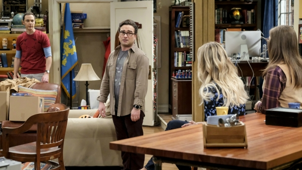 Big Bang Theory season 10 episode 10
