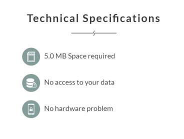 InstaCharge tech specs