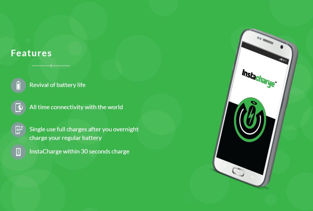 InstaCharge app