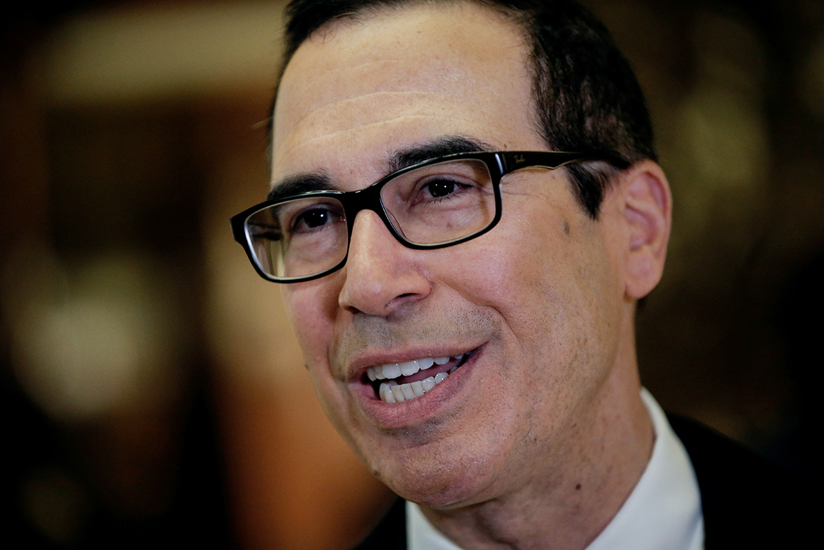 Treasury Secretary Confirmed Despite Outrage From Democrats