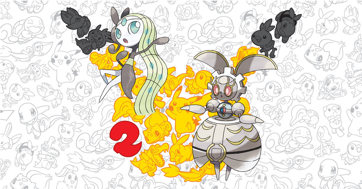 Pokemon 20 Event How To Get Magearna In Sun And Moon And