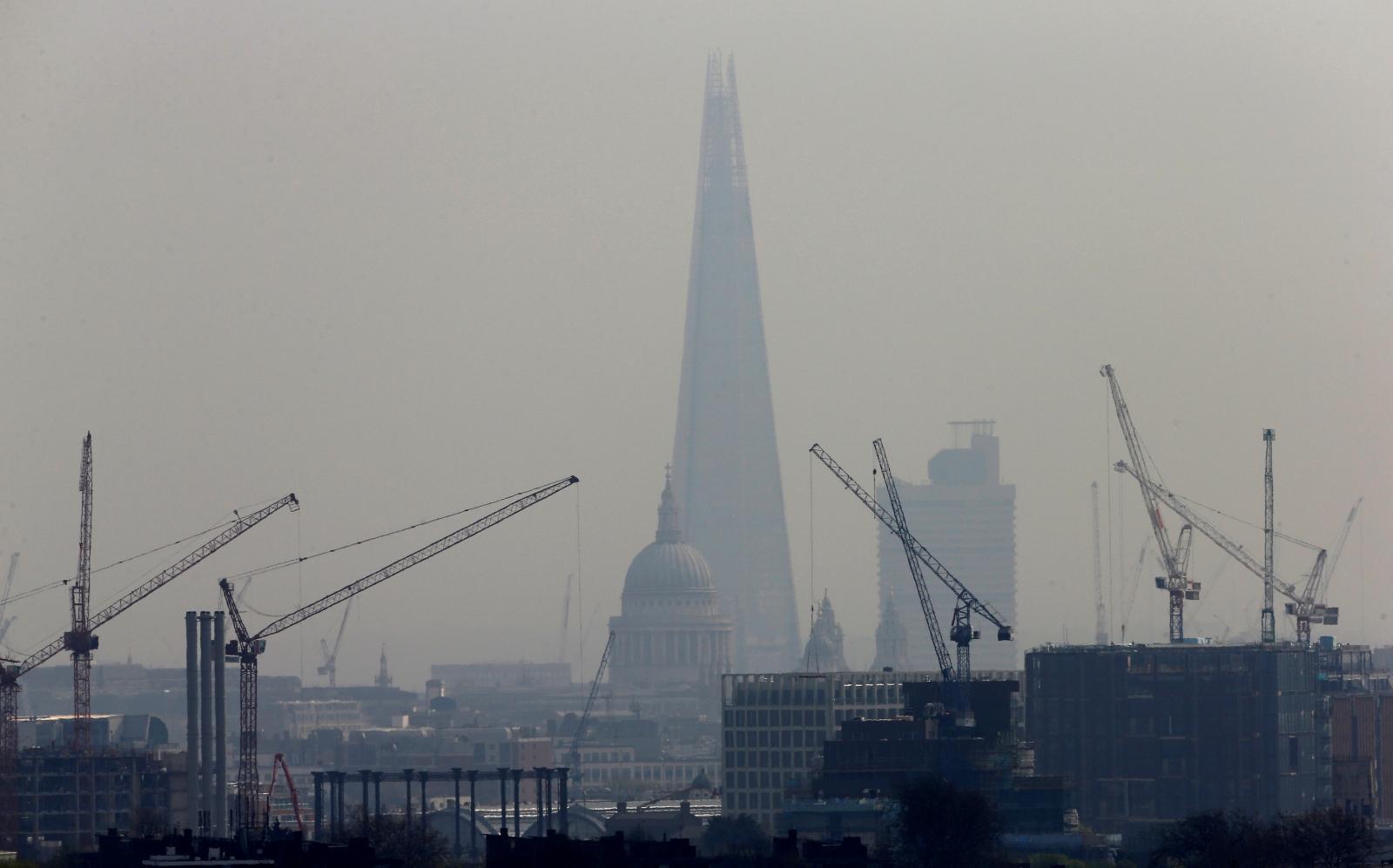 London air pollution