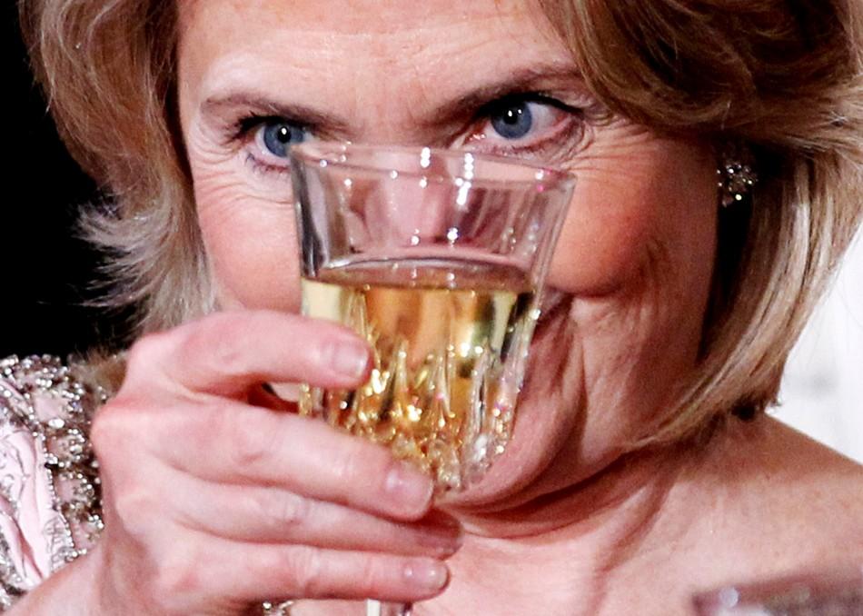 Binge Drinking Causes Dementia in Older Adults