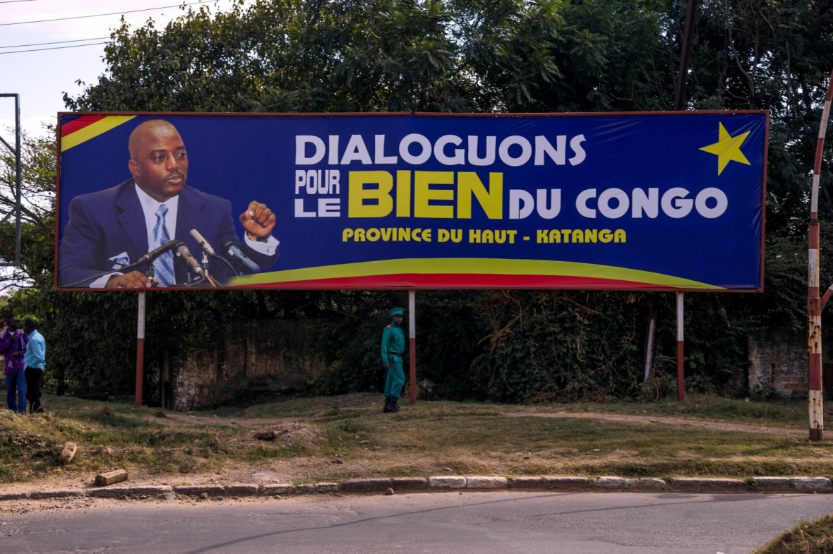DRC enters 'a bloody dictatorship'