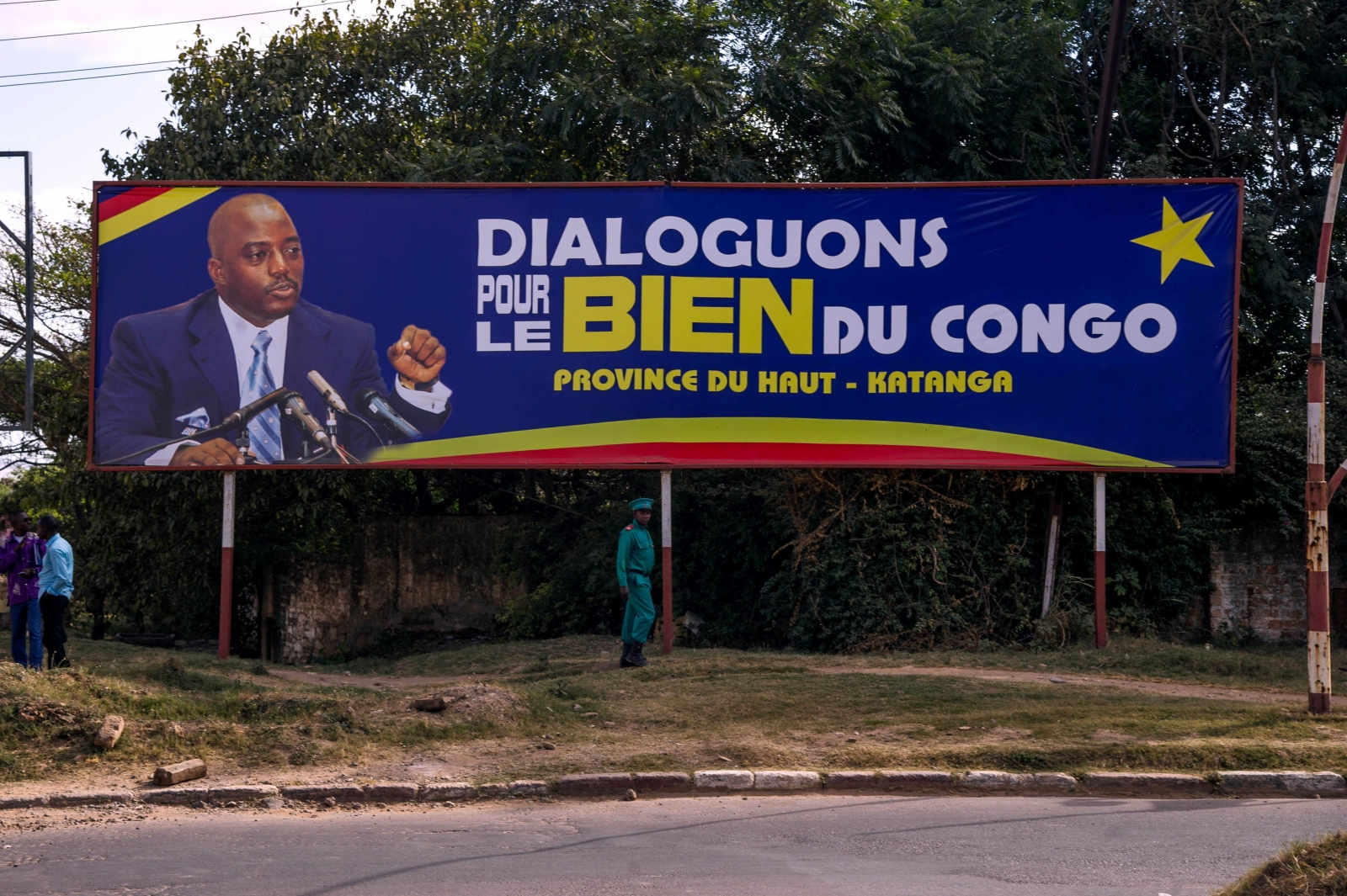 DRC enters 'a bloody dictatorship'
