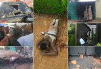 DRC political violence