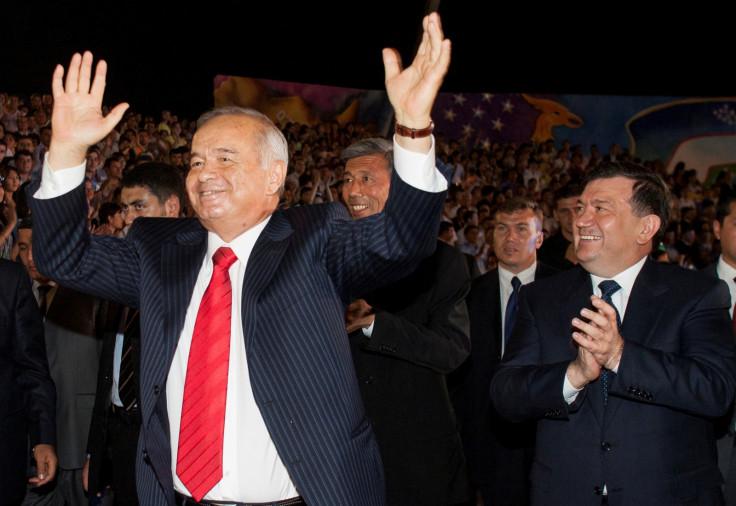 Uzbekistan president Islam Karimov Shavkat Mirziyoyev