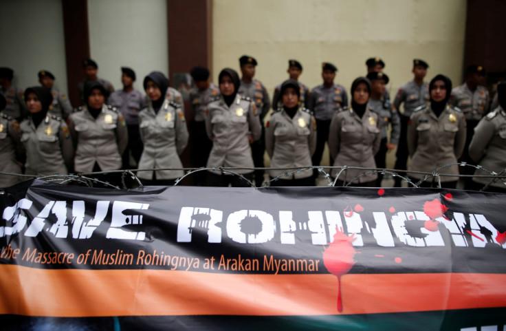Myanmar Muslim Rohingya