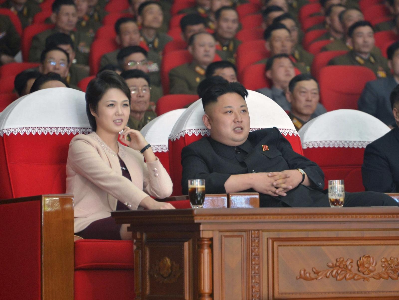 North Korea Kim Jong-un's wife