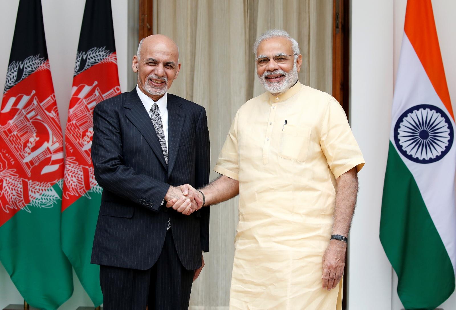 India Pakistan Afghanistan relations