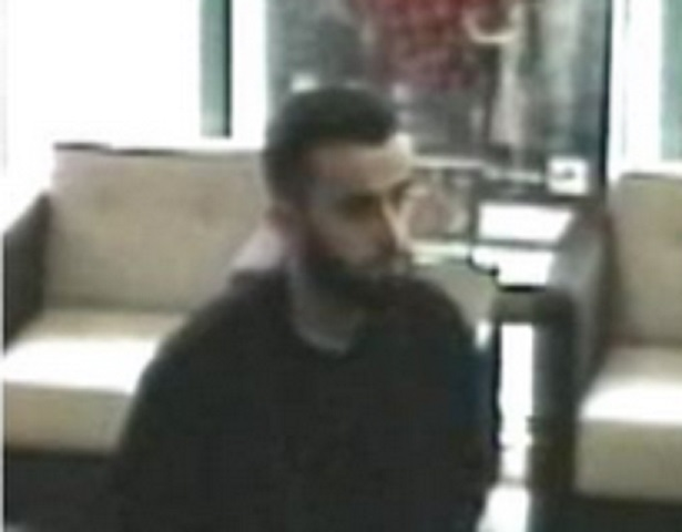Finchley robbery suspect
