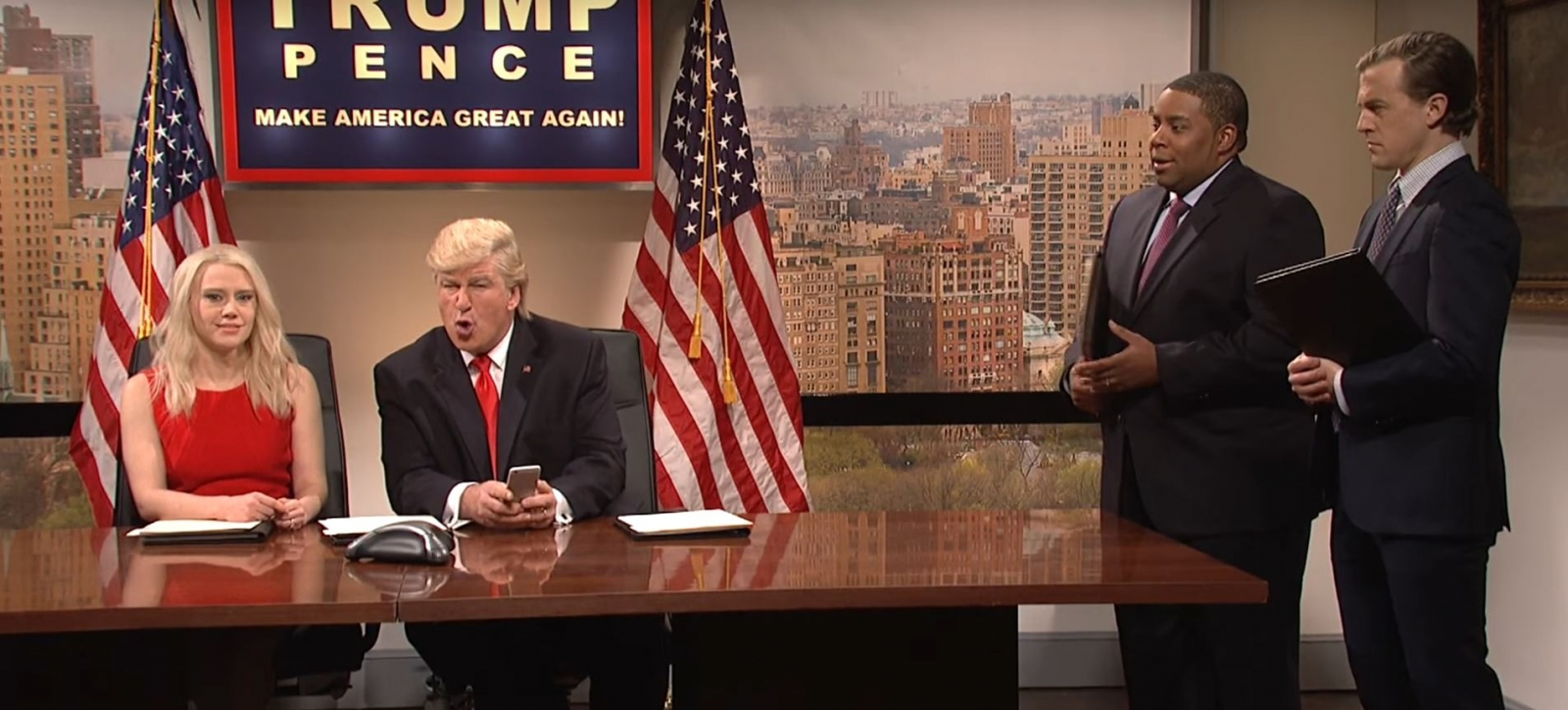 Trump SNL