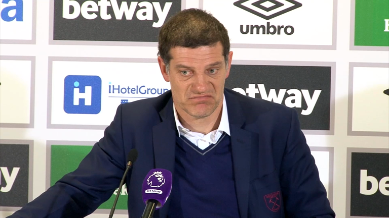 Slaven Bilic 'under pressure' following humiliating 5-1 defeat to Arsenal