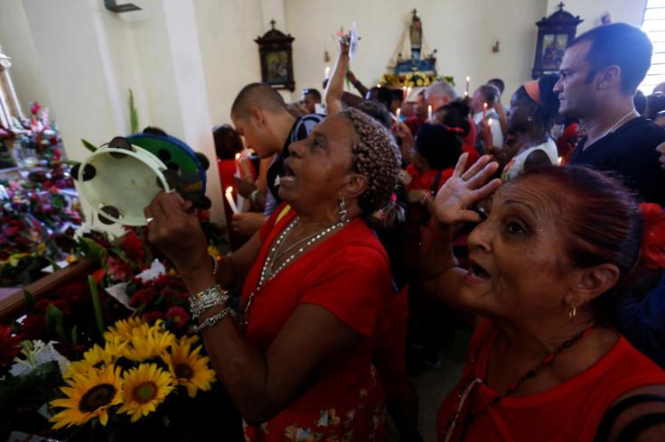 Cuba's Santeria festival