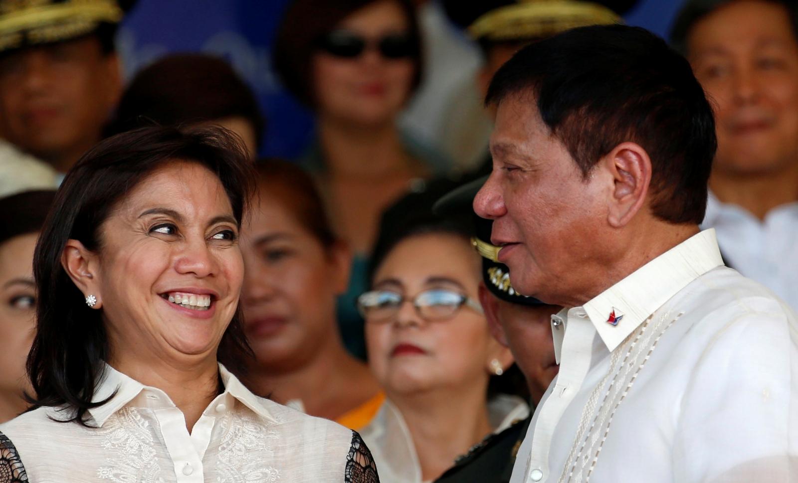 Philippines Vice President Leni Robredo Quits Cabinet Over