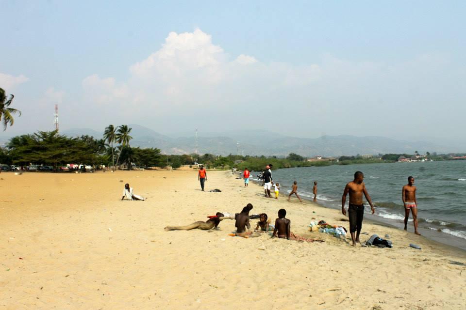 Beaches in Bujumbura, Burundi