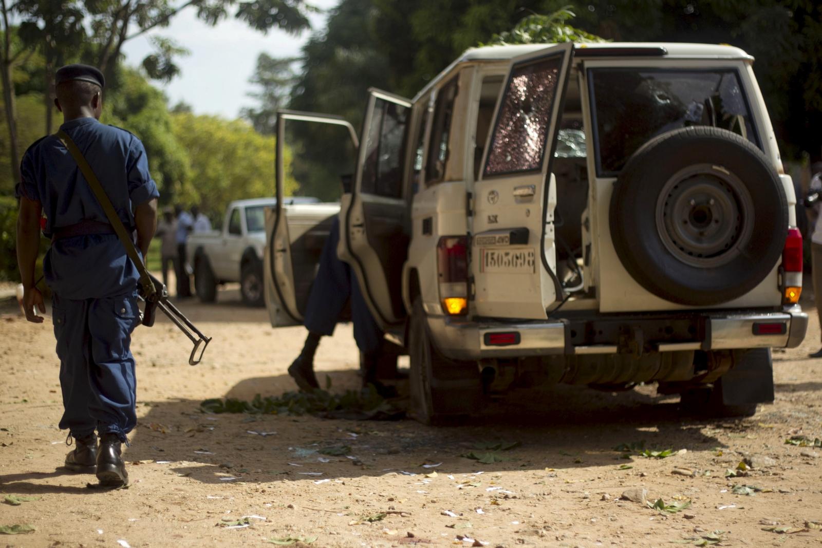 Burundi wave of intimidation