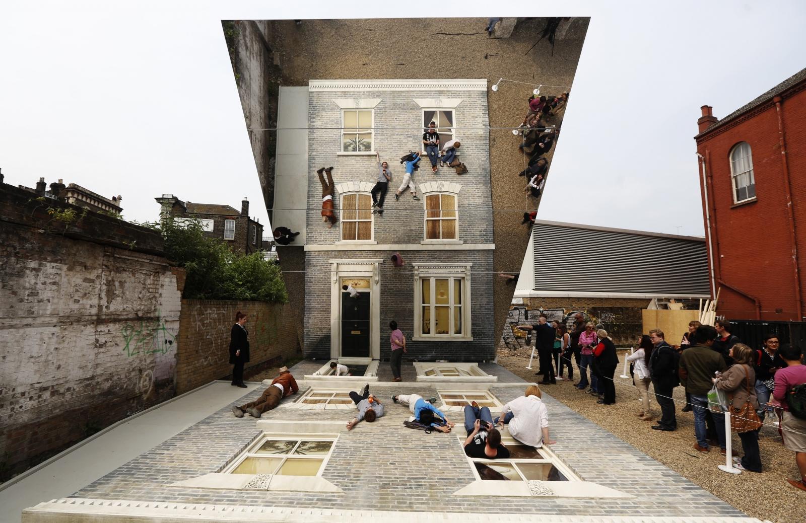 Dalston House London artist property