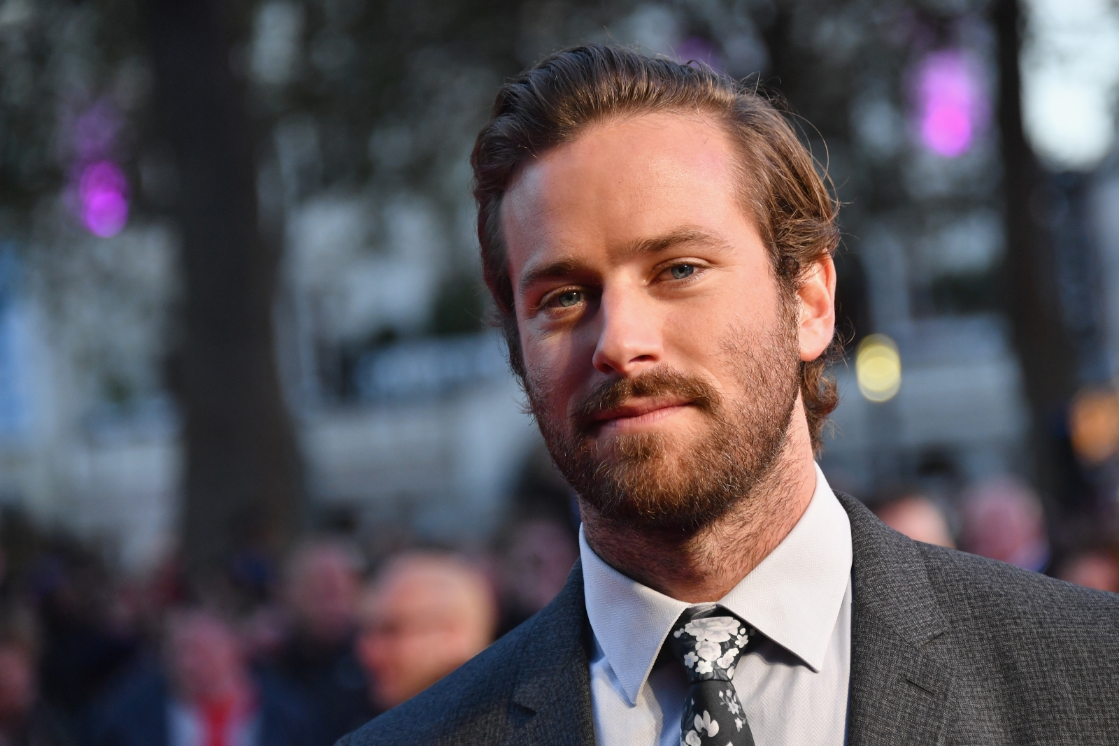 Green Lantern Armie Hammer Teases Twitter Fans Amid