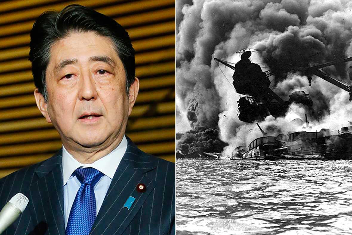 Japan Pearl Harbor