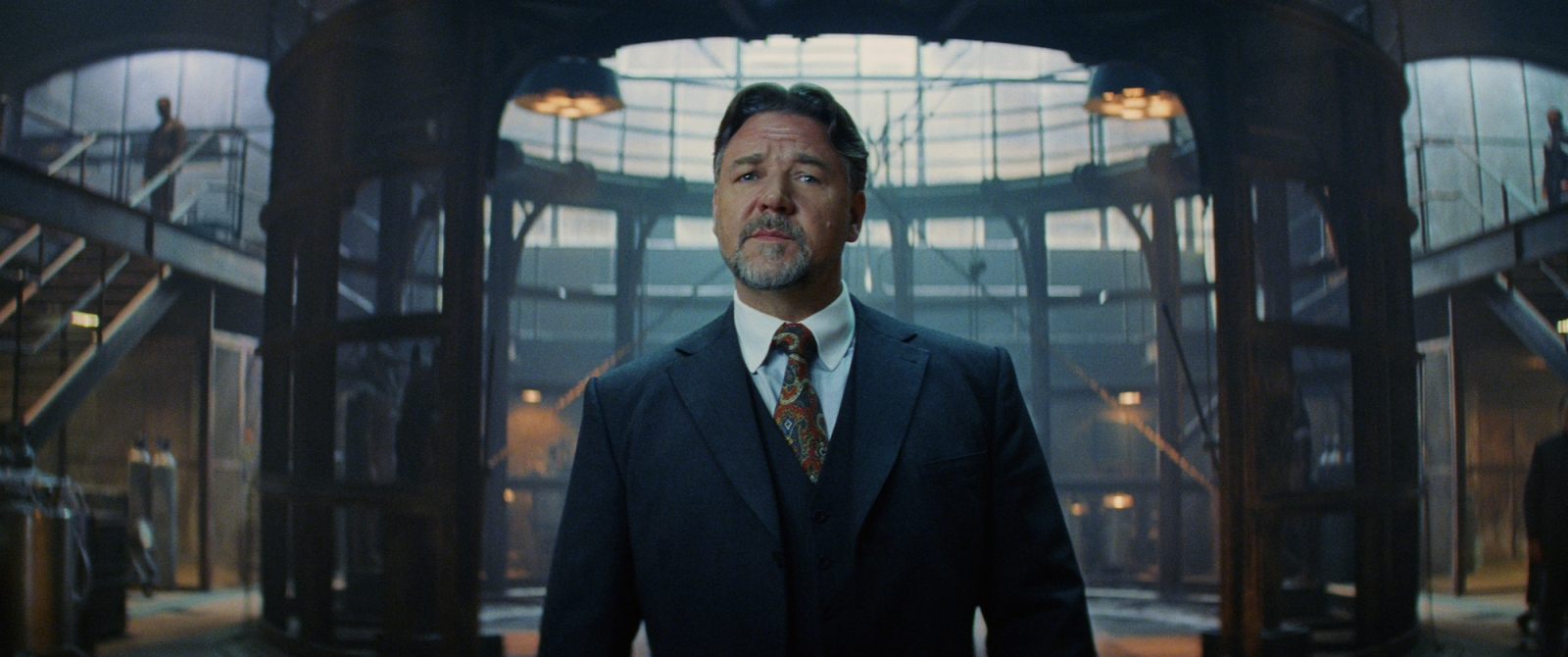 Russell Crowe in The Mummy