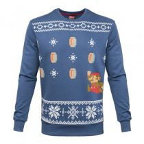 Super Mario Christmas Jumper