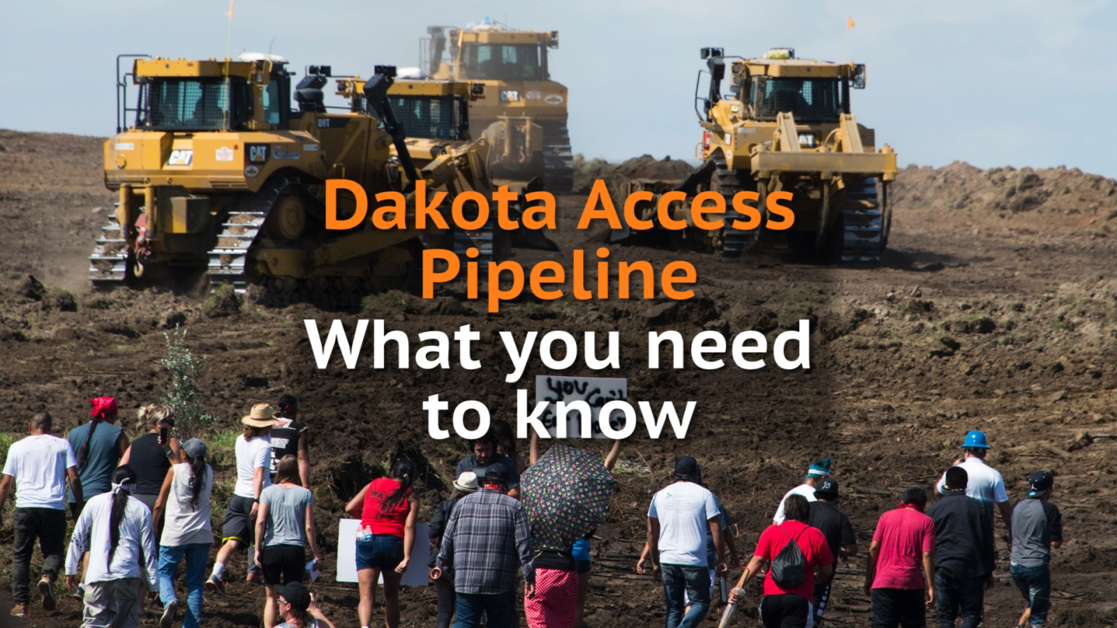 Dakota Access Pipeline: What you need to know