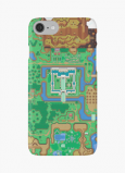 Zelda iphone case redbubble