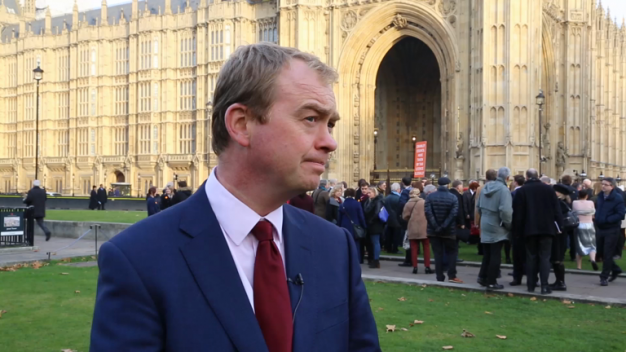 Tim Farron: Lib Dem leader refuses to rule out going into coalition with Tories