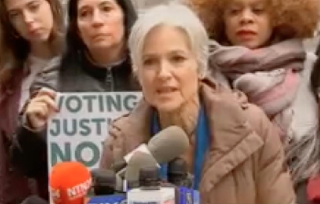 Trump Slams Jill Stein In Tweet, Calls Recount Effort A 'Scam'