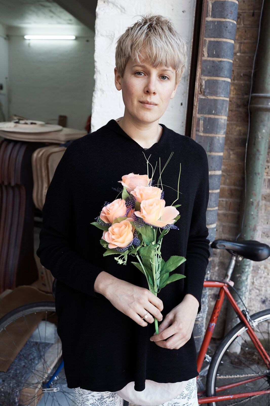Helen Marten, artist for Turner Prize